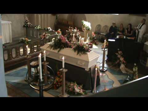 Begravning 10 Psalm 249 Blott en dag