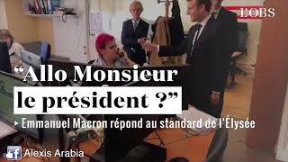 الرئيس الفرنسي يتواصل مع شعبه بطريقة غير مألوفة.. تعرفوا عليها