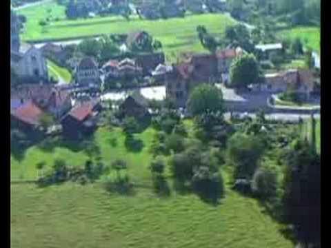 Survol du village de Revel (38420)