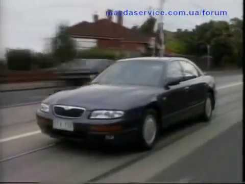 Mazda Xedos 9 (Millenia) — original promo film