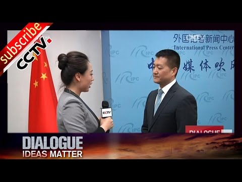Dialogue— South China Sea Disputes 04/17/2016   CCTV