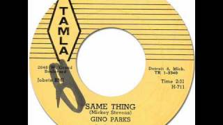 GINO PARKS - Same Thing [Tamla 54042] 1961