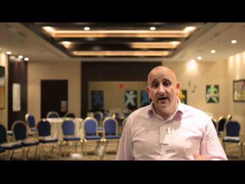 Mr. Nadi Sfeir - International Expert/Master Trainer