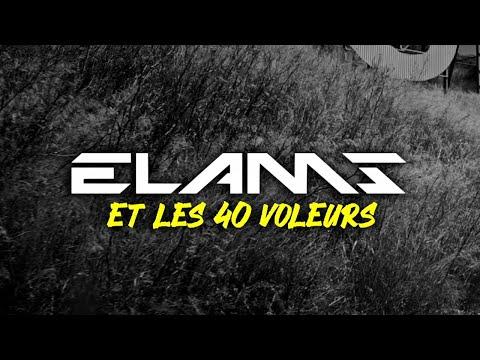 Youtube: Elams et les 40 voleurs – Épisode 1«Marseille» avec S.Téban, Dibson, MOH, Dika, Miklo, Houari..