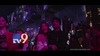 Tollywood & Bollywood bigwigs dance @ TSR Grand son's Sangeet ceremony