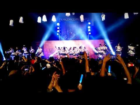 ( FANCAM HD CLEAN ) JKT48 - Ingin Meraih Puncak (Teppen Tottande ) TEAM T  #JKT48HalloweenHSF
