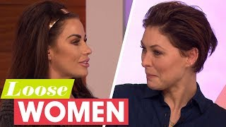 Emma Willis Is Stunned by Katie Price's Offer to Come and Sing on the Voice | Loose Women