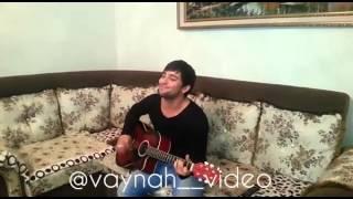 Чеченец поет под гитару - Ильяс Ибрагимов 2