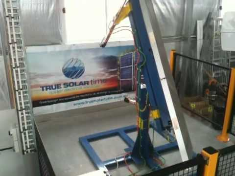 TRUE SOLAR TIME  AND NHP DUAL AXIS SOLAR TRACKER.MOV