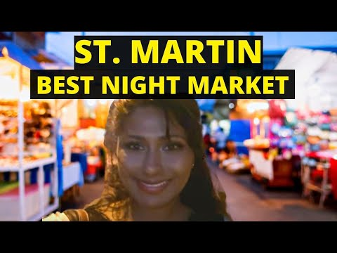 ST MAARTEN Grand Case Night Market