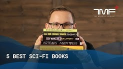 5 Best Sci-Fi Books From Recent Years - The Medical Futurist