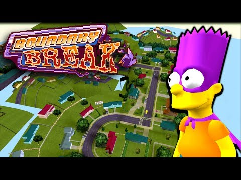 The Simpsons Hit & Run Mysteries Explained by Its Own Developer