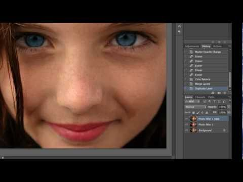 Professional photo editing : Photoshop Tutorial thumbnail