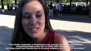 Murfreesboro Muslim Youth: Community Effect (2)