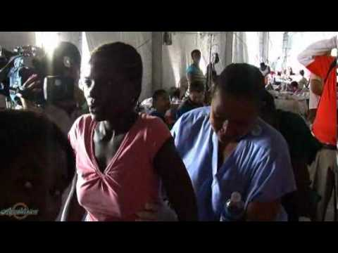 The Miami Dolphins Travel to Haiti Travel Video