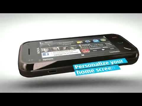 Nokia N97 mini Commercial