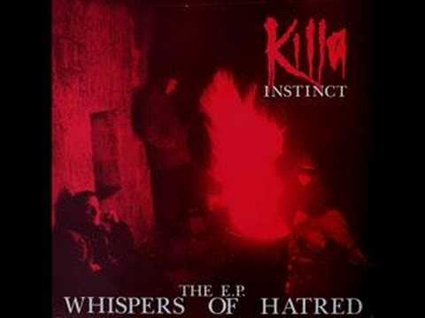 Killa Instinct - Thieves Rush In Where The Fools Lay Dead