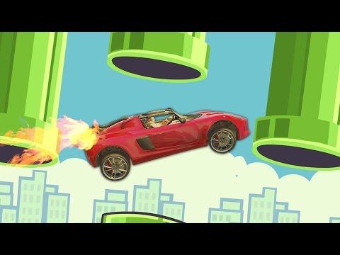 FLAPPY BIRD IN GTA V! (GTA 5 Funny Moments)