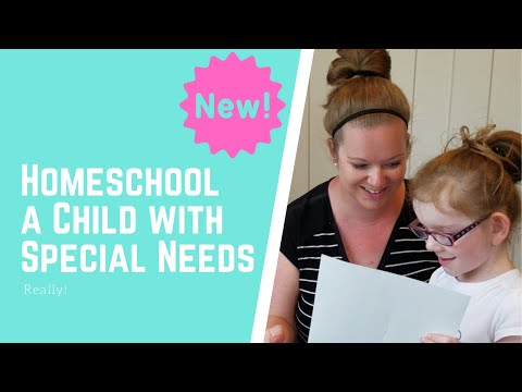 Math Curriculum to Homeschool Youngsters With Disabilities