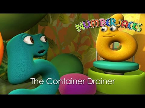 NUMBERJACKS | The Container Drainer | S1E20 - YouTube