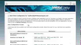 Creating An Email Address In cPanel