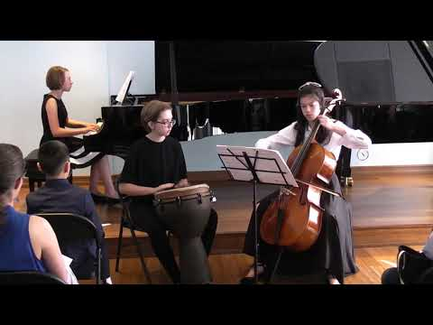 "Trio: ""Over The Rainbow/Simple Gifts"" By Arlen, Arr. By The Piano Guys"