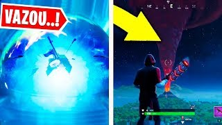 Hacker leaked the Final event of the Fortnite season 8 before the hour..!