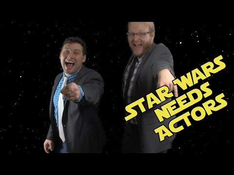 Star Wars Casting Call - Funnecessary