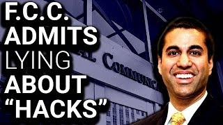 FCC Admits It Lied About Being