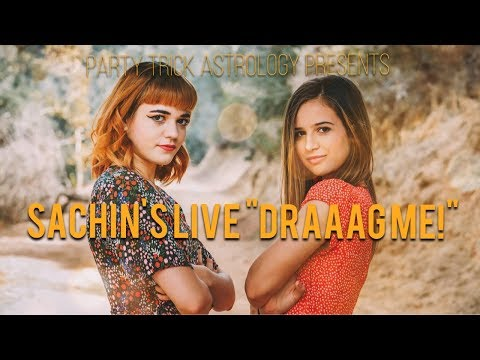 Sachin's Live DRAAG ME! Chart Reading Pt. 1