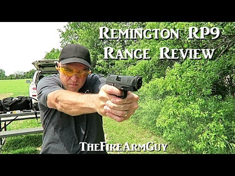Remington RP9 Range Review - TheFireArmGuy