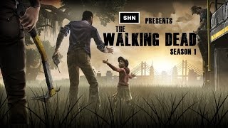 The Walking Dead PS4 Season 1 Episode 1: A New Day  let