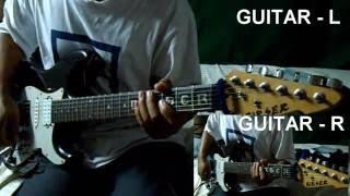 ซากคน - guitar cover (Drive sound)