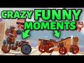 C.A.T.S Crazy Fights & EPIC MOMENTS - Funny Battles in Crash Arena Turbo Stars