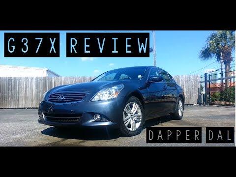 2010 Infiniti G37x Sedan Walk-Around & Review - Dapper Reviews