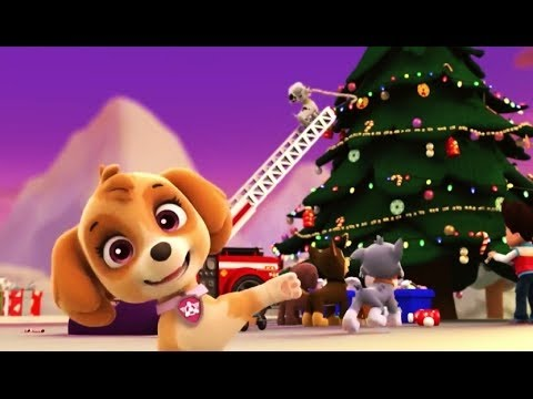 Pups Save Christmas.Paw Patrol Full Episodes English Christmas Kindaichi