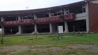 Fri, 18 July, 2014. Seventy-four children from Okawa Elementary Sch...