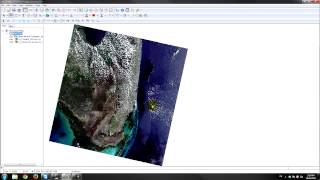 Geomatica 2014 - Smart GeoFill - Blending images to eliminate clouds (No need for Photoshop)