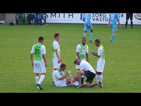 VV Spijkenisse - VV Capelle (Regio Rijnmond Cup)