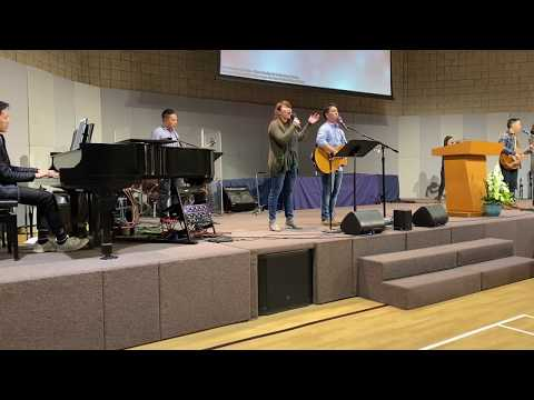 Chris Tomlin - How Great Is Our God (FCBC Walnut Cover)