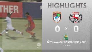 FC Nouadhibou 0-0 Rangers International FC   HIGHLIGHTS   Match Day 3   TotalCAFCC