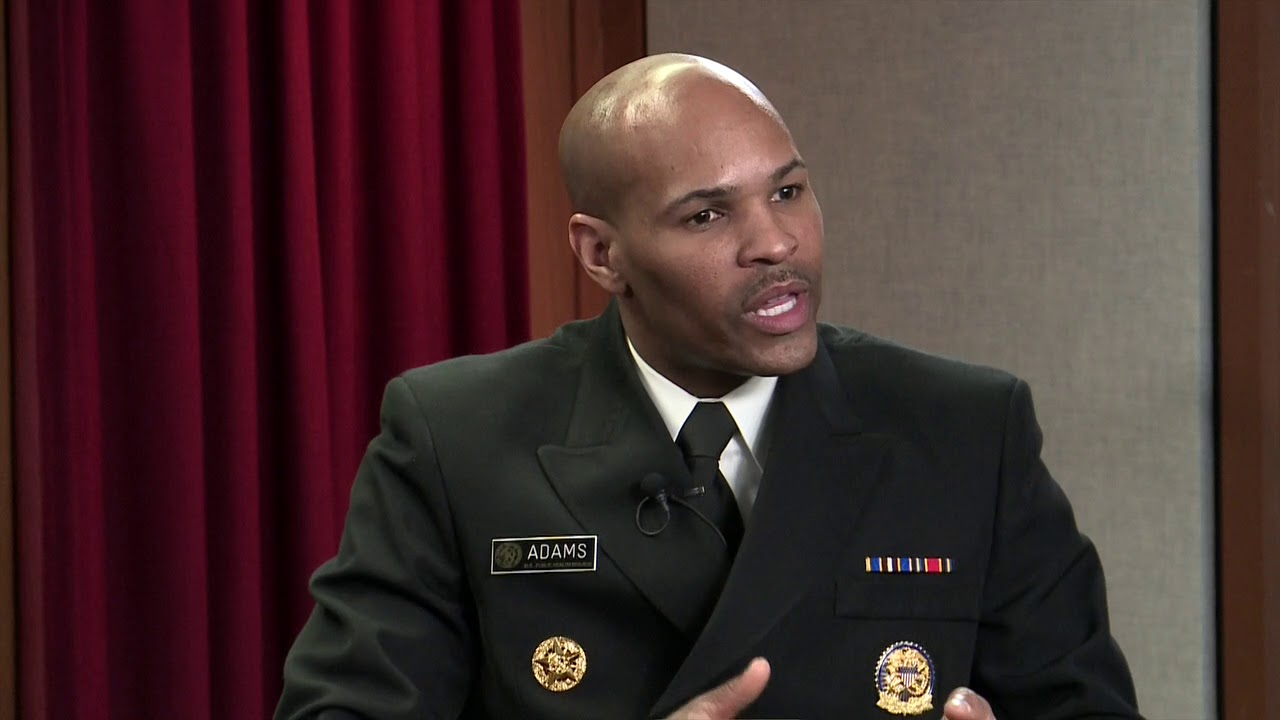 A Conversation on the Opioid Epidemic with Vice Admiral Jerome M ...