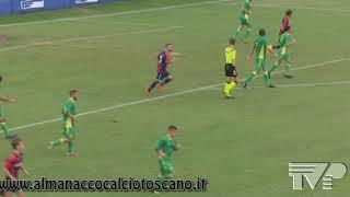 Promozione Girone A Sestese-Montespertoli 1-1