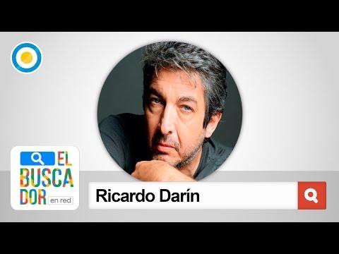 Ricardo Darin en El Buscador en Red