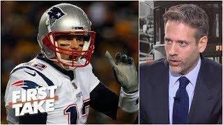 Tom Brady isn't a top-10 quarterback right now - Max Kellerman l First Take
