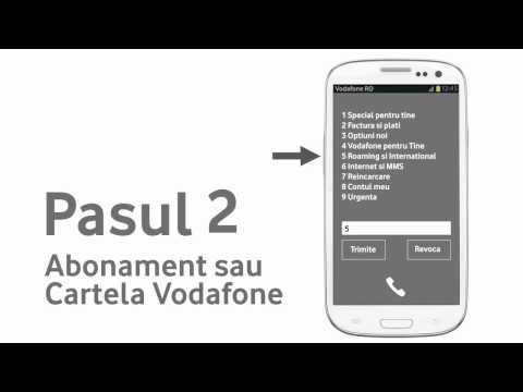 Cum activez sau dezactivez roaming-ul? - Vodafone - YouTube