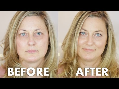Natural & Simple Mom Makeup Tutorial