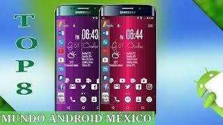 TOP 8 MEJORES APLICACIONES DE LUJO - OCTUBRE 2016 - MUNDO ANDROID MX