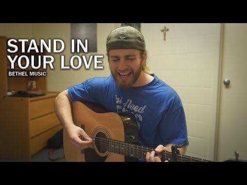 Stand in Your Love - Bethel & Josh Baldwin | (Acoustic Cover by Zach Gonring)