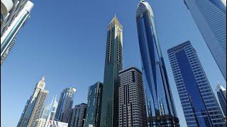 Чудеса современной инженерии.Небоскребы Дубая.